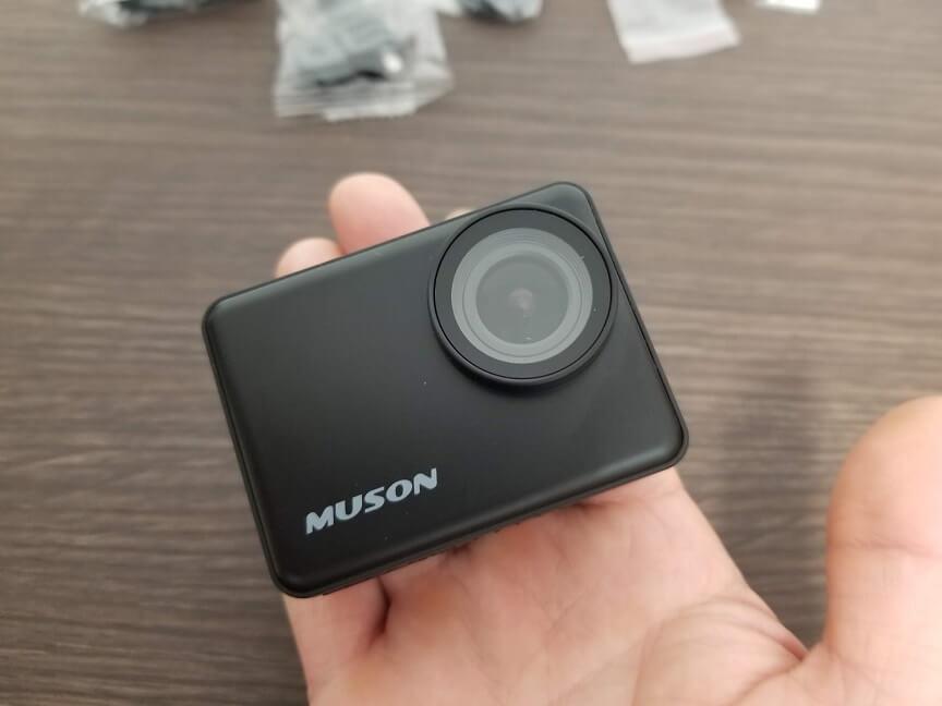 MUSON(ムソン)Ultra1 外観
