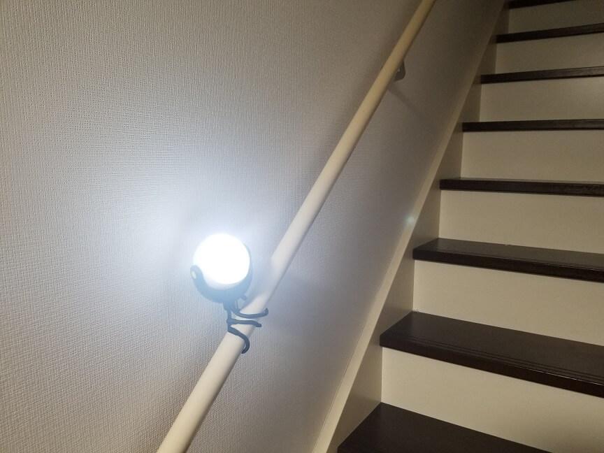 LEDどこでもセンサーライト ASL-090