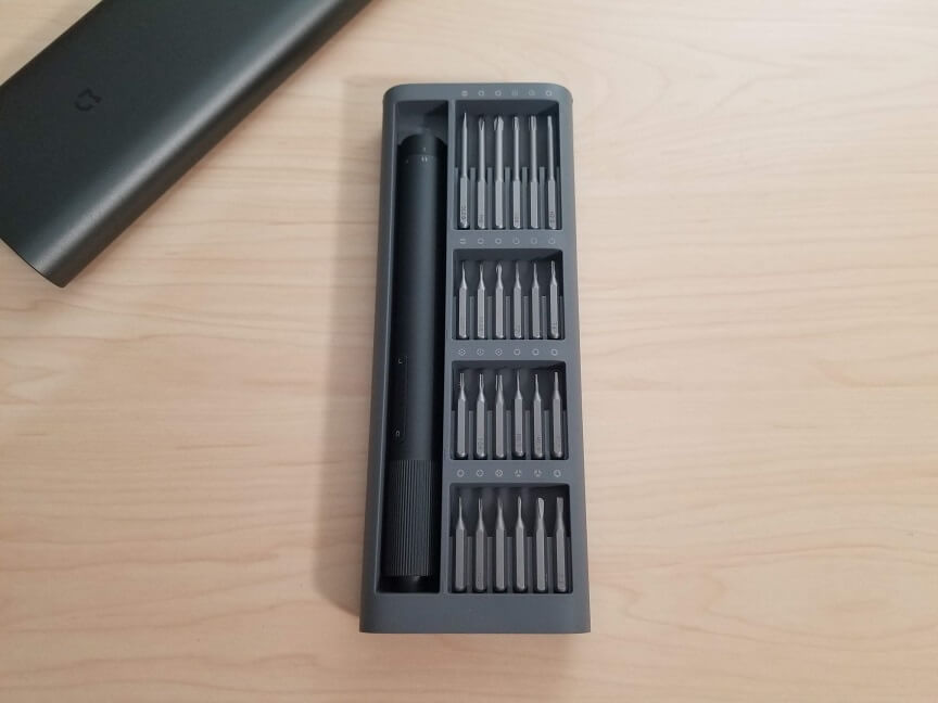 Xiaomi Mijia電動精密ドライバー