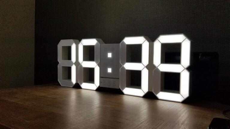 Tri Clock BIG
