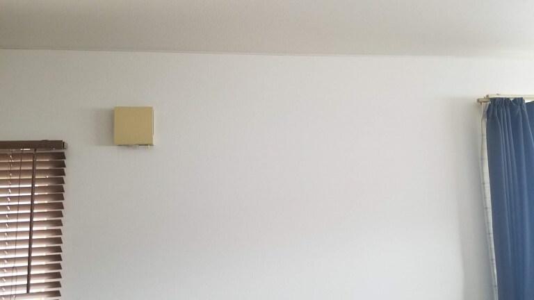 エアコン設置スペース
