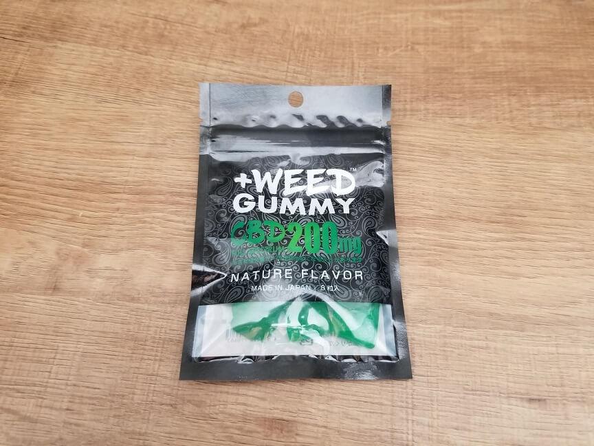 +WEED(プラスウィード)CBDグミ