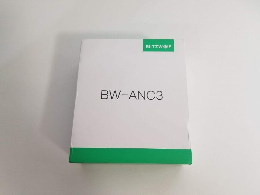 BlitzWolf BW-ANC3パッケージ