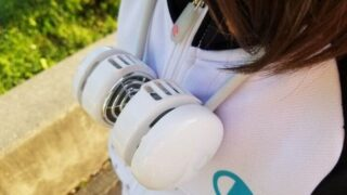 Dreamegg 首掛け扇風機 HD-E12