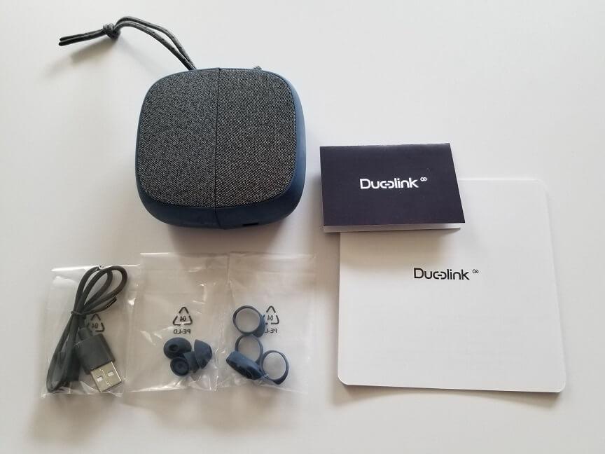 Duolinkの付属品