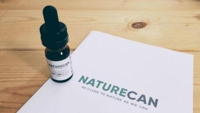 Naturecan 10%CBDオイル