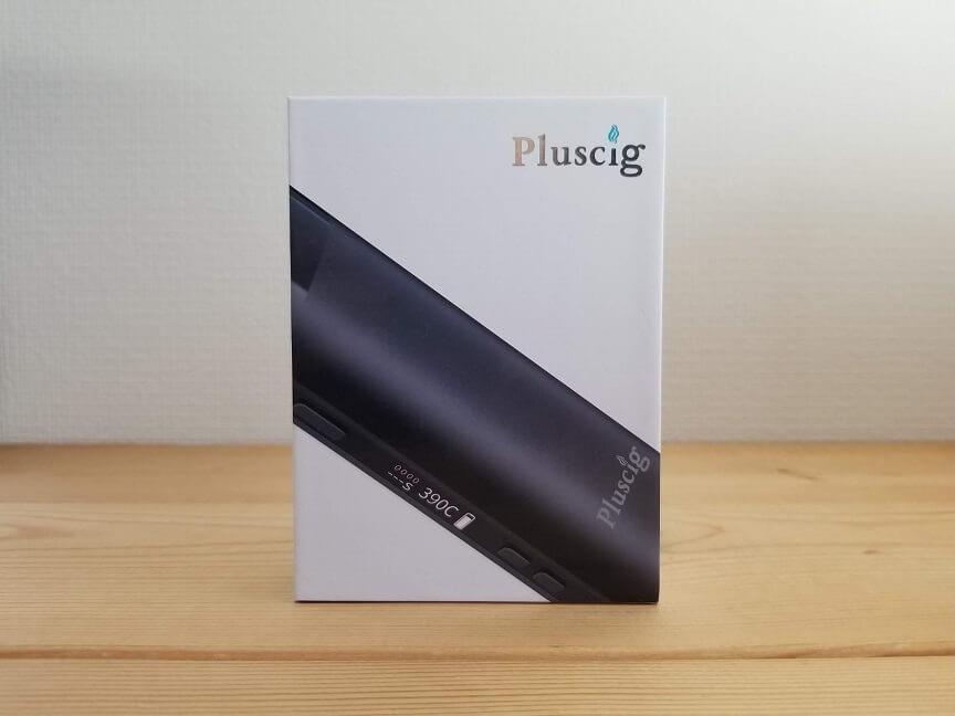 Pluscig S10のパッケージ