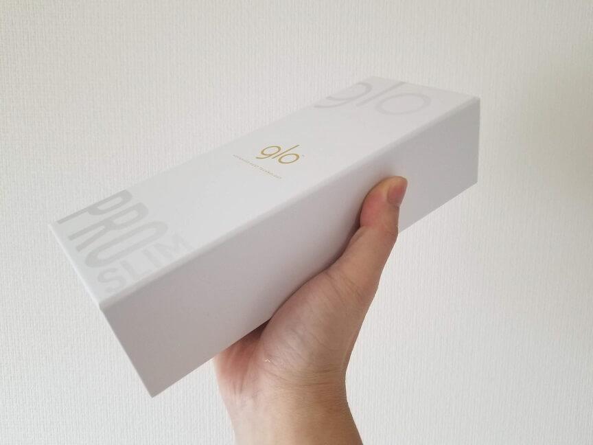 glo pro slim(グロープロ・スリム)のパッケージ