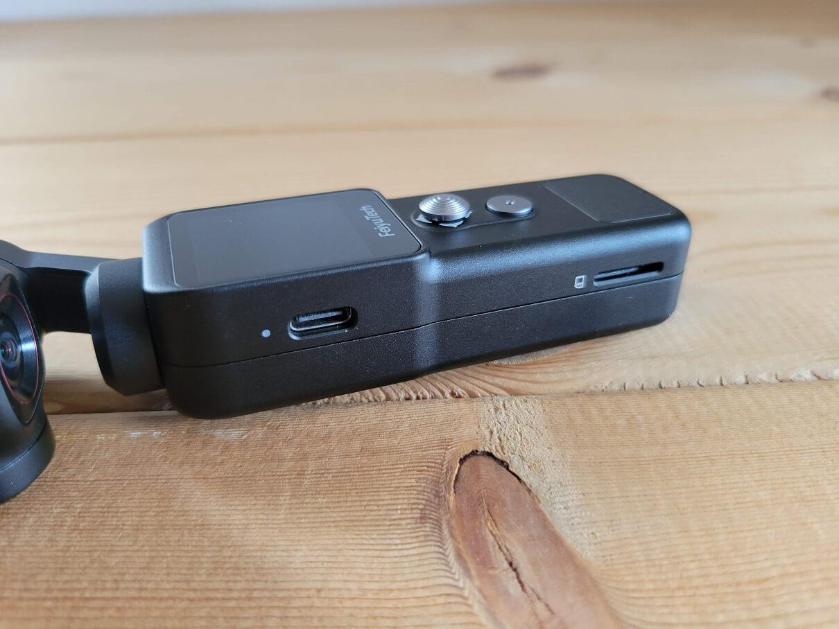 Feiyu Pocket 2の外観