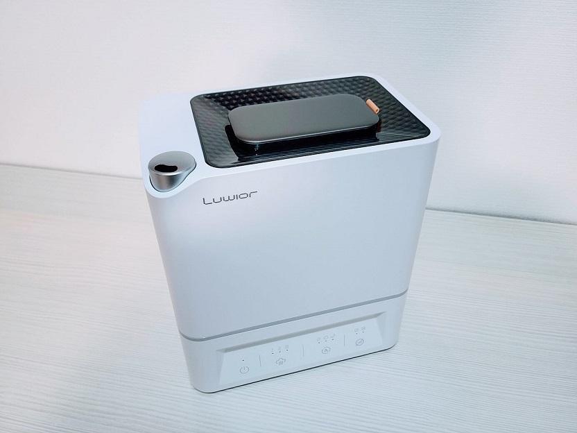 Luwior除菌加湿器